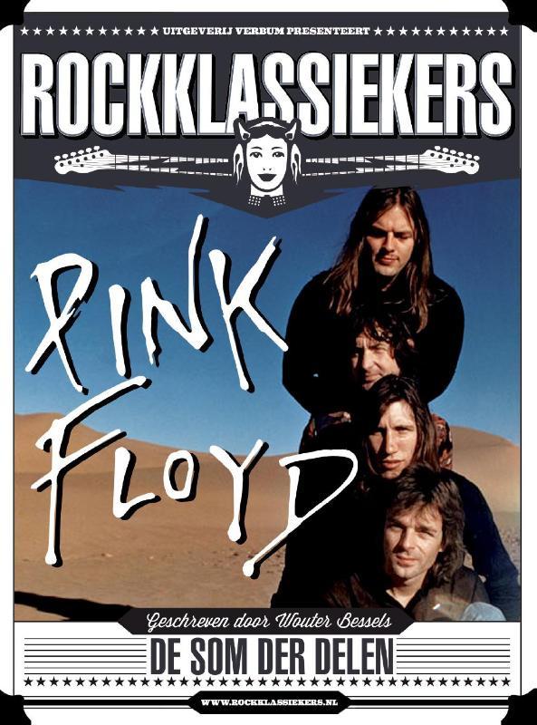 Rock Klassiekers Pink Floyd Boek