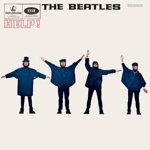The Beatles - Help! LP -Mono-