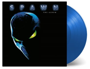 "OST – ""SPAWN (THE ALBUM) LP"