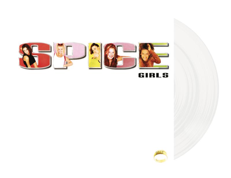 Spice Girls Spice Girls LP - White Vinyl-