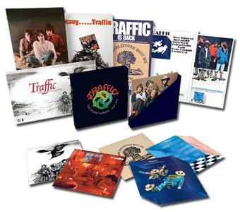 Traffic The Studio Recordings 1967-74 6LP