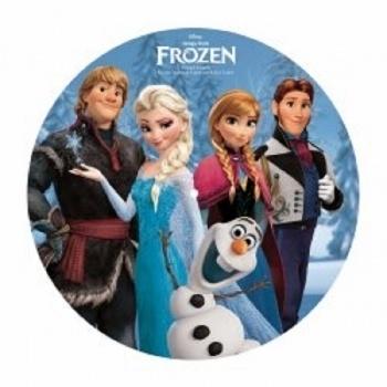 Frozen LP - Picture Disc-