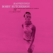 Bobby Hutcherson Happenings LP - Blue Note 75 Years-