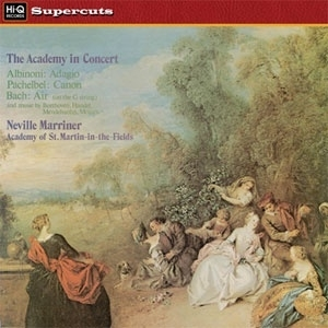 Neville Marriner The Academy In Concert HQ LP