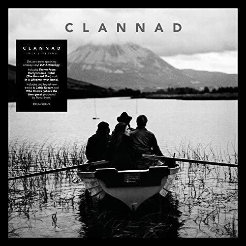 Clannad In A Lifetime 2LP- Smokey Vinyl-