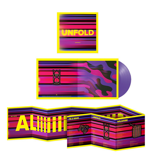 Chef's Special Unfold LP - Coloured Vinyl- + Tasje