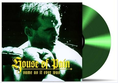 House Of Pain - Same As It Ever Was LP - Coloured Edition -