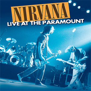 Nirvana Live At The Paramount 180g 2LP