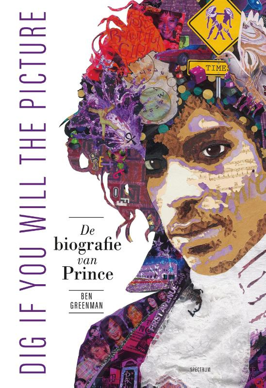 Prince Dig if You Will the Picture Boek