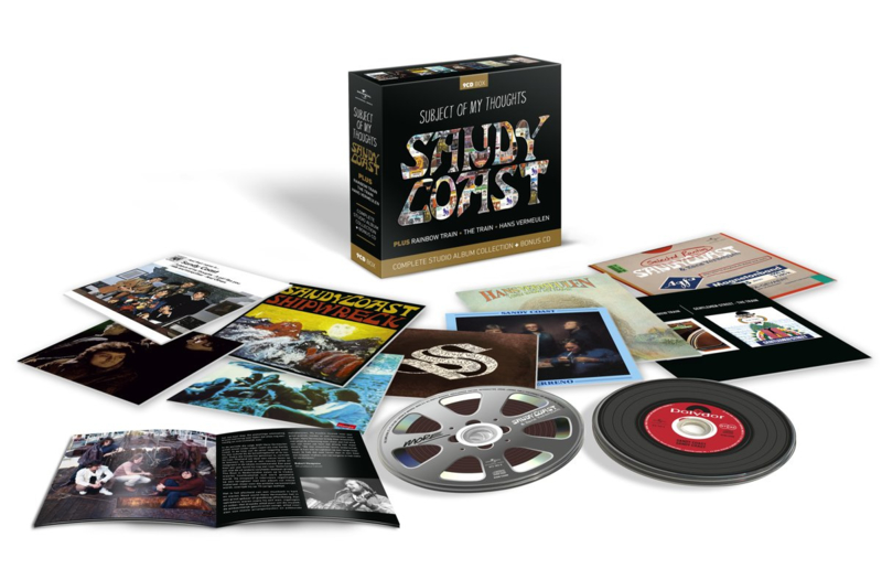 Sandy Coast Subject of My Thoughts 9CD