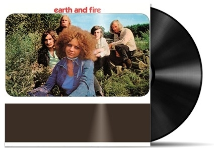 Earth & Fire - Earth 7 Fire  LP -Coloured Version - Ltd.
