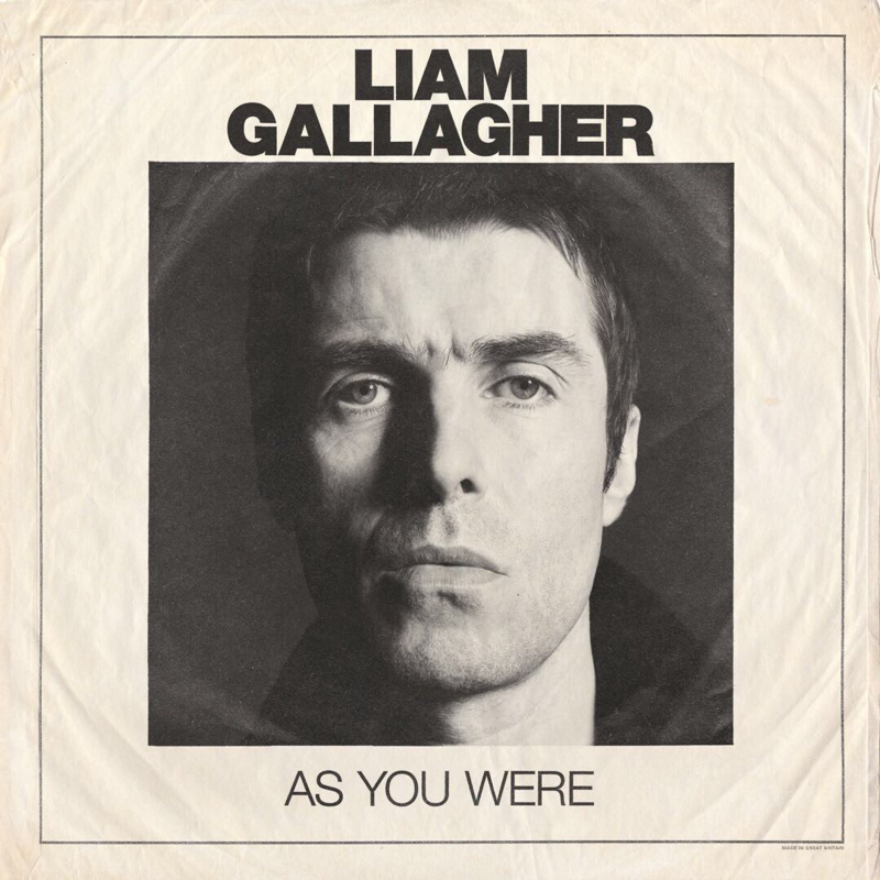 Liam Gallagher As You Were LP