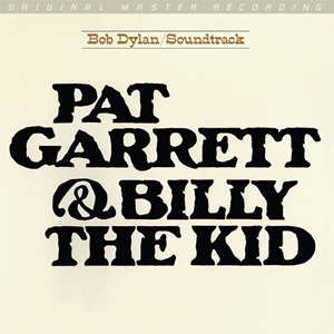 Bob Dylan Pat Garrett & Billy The Kid Soundtrack Numbered Limited Edition Hybrid Stereo SACD