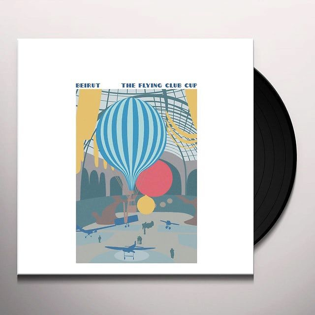 Beirut Flying Club Cup LP