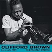 Clifford Brown - Memorial Album LP - Blue Note 75 Years -