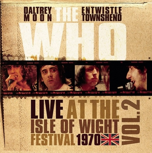 The Who Live At The Isle Of Wight Vol. 1 -RSD- LP