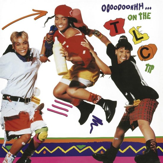 Tlc Ooohhh On The Tlc Trip LP