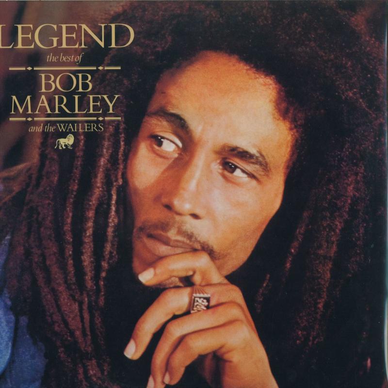 Bob Marley Legend LP