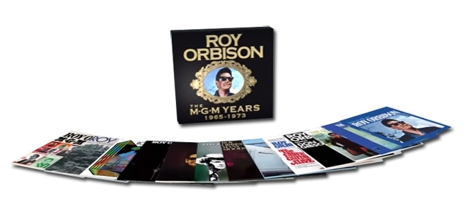 Roy Orbison Roy Orbison The MGM Years 180g 14LP Box Set