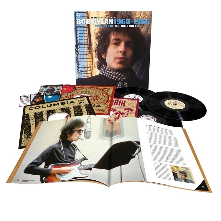 Bob Dylan Bootleg Series 12 3LP + 2CD