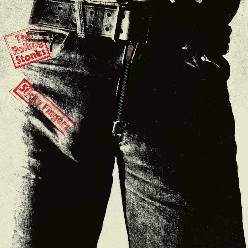 The Rolling Stones Sticky Fingers Half-Speed Mastered 180g LP
