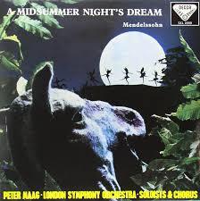 Mendelssohn-Bartholdy, F. A Midsummer Night's LP