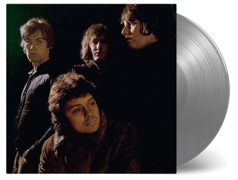 Sandy Coast From The Workshop LP - Silver Vinyl-