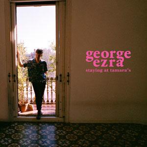 George Ezra Staying at Tamara's 180g LP + CD