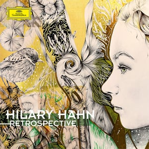 Hilary Hahn Retrospective 180g 2LP