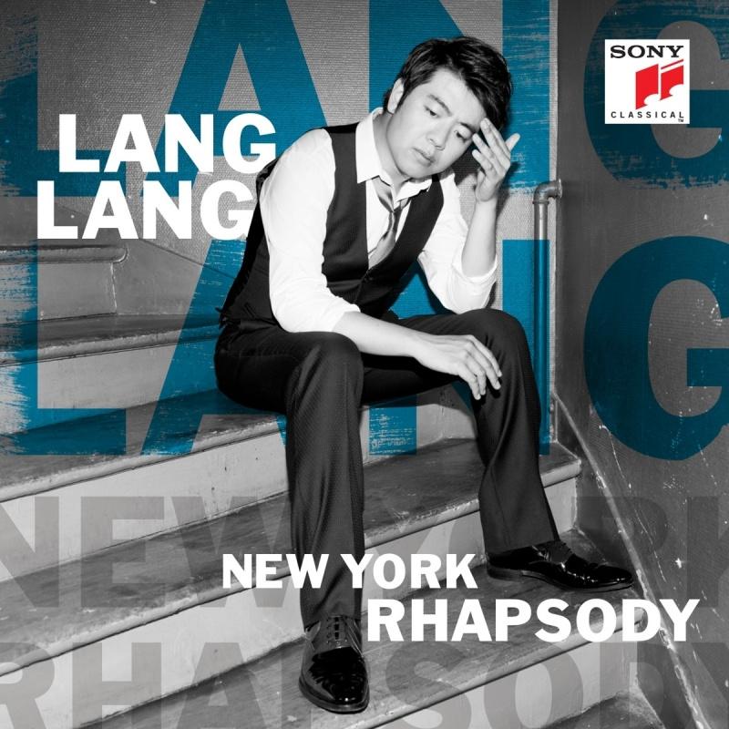 Lang Lang New York Rhapsody 2LP