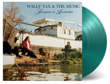 Wally Tax Springtime In Amsterdam LP - Coloured Vinyl-