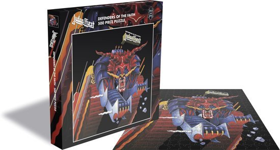 Judas Priest Defenders Of The Faith Puzzel