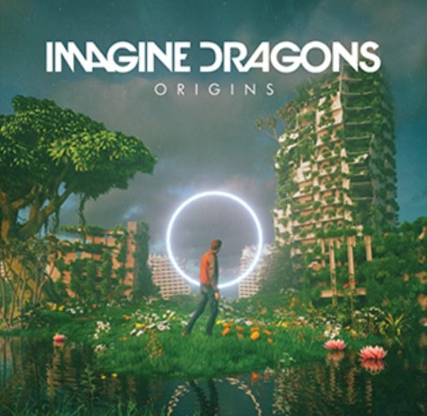 Imagine Dragons Origins 2LP