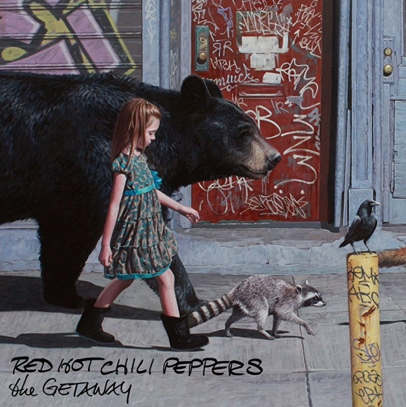 Red Hot Chili Peppers Getaway 2LP