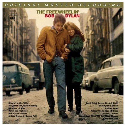 Bob Dylan The Freewheelin' Bob Dylan Numbered Limited Edition SACD - Mono-