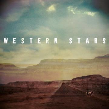 Bruce Springsteen Western Stars b/w The Wayfarer 7'