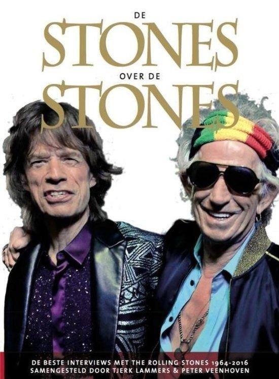 Stones over The Stones Boek