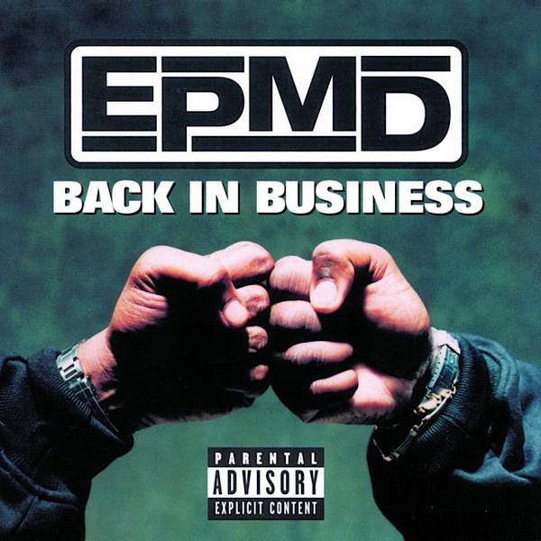 Epmd Back In Business 2LP