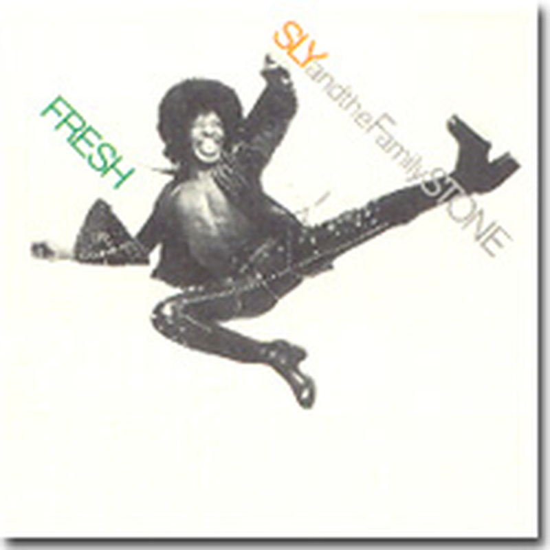 Sly & The Family Stone Fresh LP