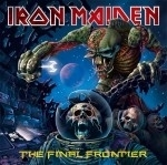 Iron Maiden - Final Frontier 2LP