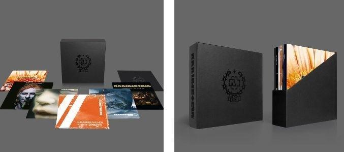Rammstein Xxi - The Vinyl Box Set 14LP (limited)
