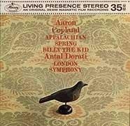 Copland Appalachian Spring & Billy LP