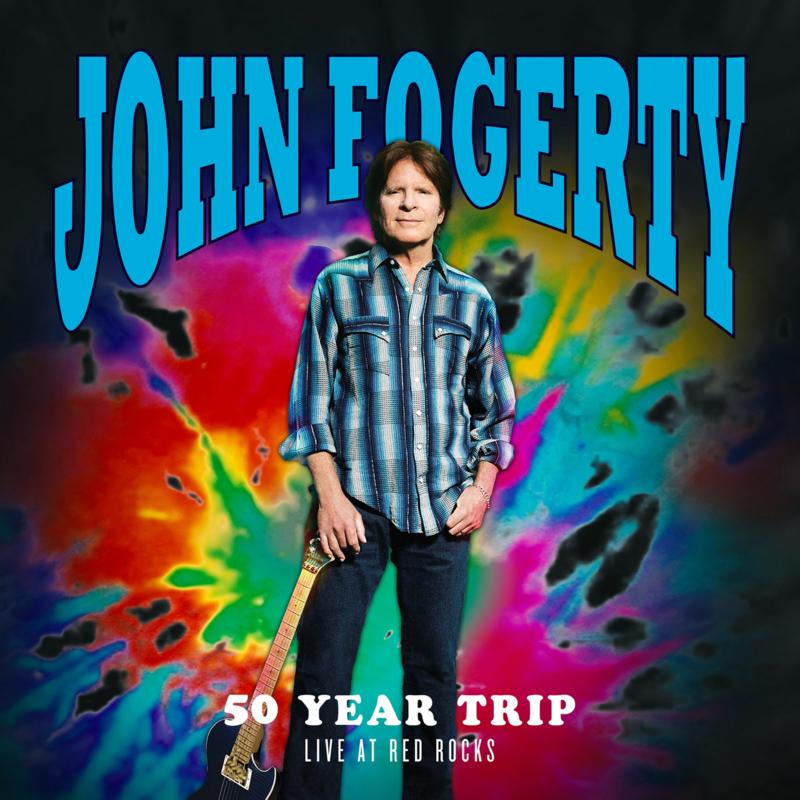 John Fogerty 50 Year Trip: Live At Red Rocks 2LP