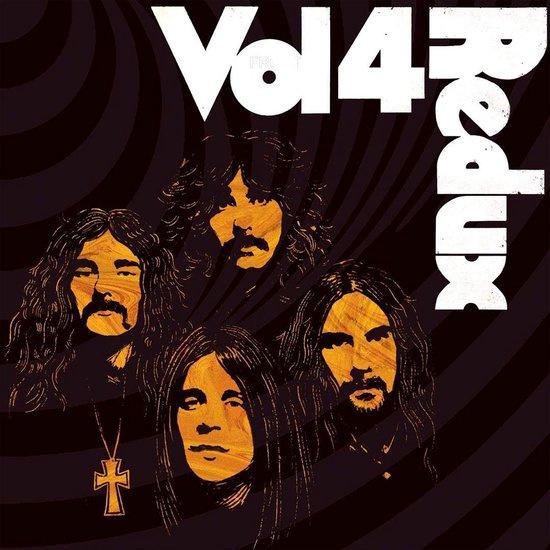 Black Sabbath Vol. 4 Redux LP