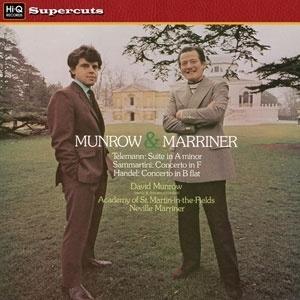Munrow & Marriner HQ LP