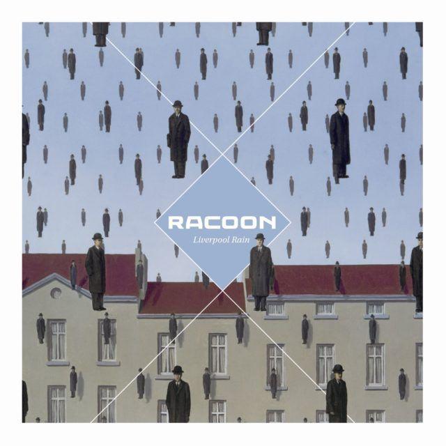 Racoon Liverpool Rain LP + CD -White Vinyl-