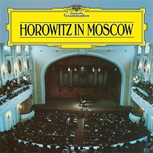 Vladimir Horowitz Horowitz In Moscow 180g LP