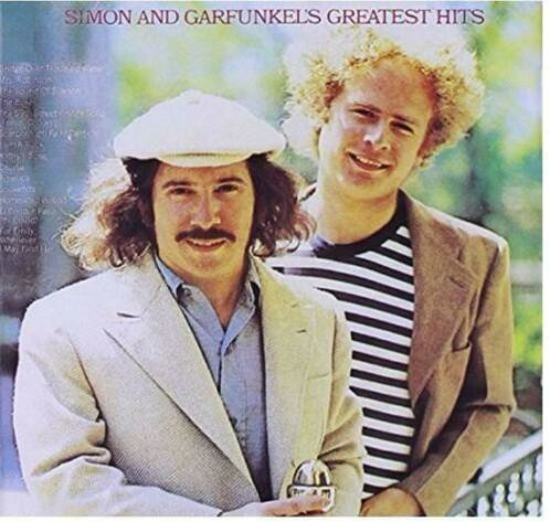 Simon & Garfunkel Greatest Hits LP - White Vinyl-