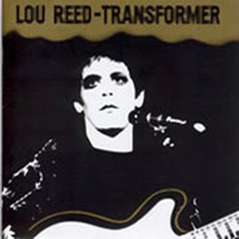 Lou Reed Transformer 180g LP