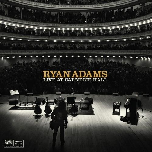 Ryan Adams Live At Carnegie Hall 6LP